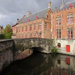 One of the canals, buildings constructed in the 1600s