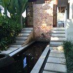 Timor Residence Villa Entrance