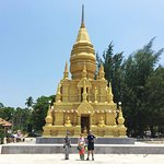 Lean Sor Pagoda Temple - Most Southerly point of Koh Samui Island