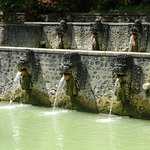 Bassins de sources chaudes