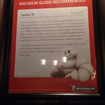 2003 Michelin Endorsement