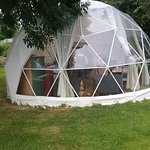 Picture of geodome