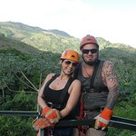 Photo de Canopy Adventure Zip Line Tours