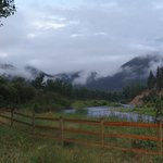 Rock Creek just outside the Cottonwood Canyon