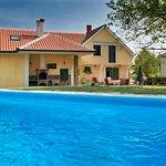 House of Colovic - main backyard