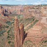Spider Rock, Canyon de Chelly National Monument, AZ