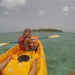 Kayaking on Palomino- so fun!!