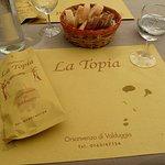 Trattoria La Topiaの写真