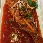 Sweet n Sour Red Fish