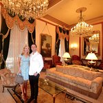 2015 in New Orleans at Le Pavillon Hotel