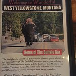 Great place to sample beer made in Montana