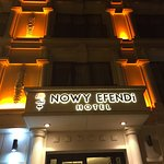 """Nowy Efendi Hotel """"Special Class"""""""