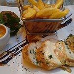 filet de poulet sauce tandoori