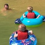 Dalton,Jackson and Brian staying cool
