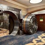 Safe Deposit Meeting Room Foyer