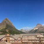 Foto de Many Glacier Hotel