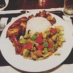 Chicken Tandoori van Leo