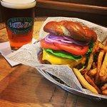 Bluestone Burger!