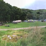 Stayed here with my daughter. The campsite was very busy but everything seemed to run & work per