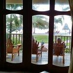 Photo de Hopkins Bay Resort