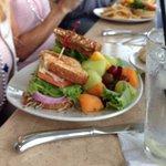 Healtynut sandwich