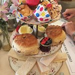 Corby's Excellent High Tea