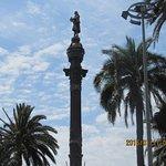 Photo de Monumento a Cristoforo Colombo