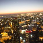 Melbourne View from Eureka Skydeck 88