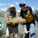 Guide Scott Meissner; From a first time fisherman to expert we will help you all land some fish.