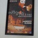 Affiche Publicitaire du Spectacle de Roberto ALAGNA