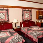 Double Queen Bed Suite