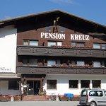 Gasthof Kreuz Bergpension Foto