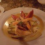 Salmon...dinner menu