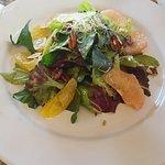 Salad...lunch menu