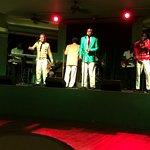Reggae Band at the Palms