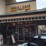 India Cafe in Kailua
