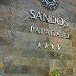 Foto de Sandos Papagayo Beach Resort