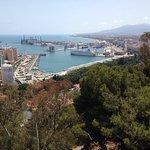 Parador de Malaga Gibralfaro Foto