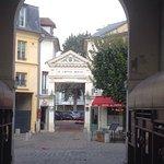 Hotel du Cheval Rouge Foto
