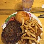 Veggie Burger!!