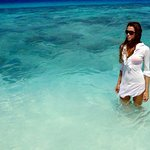 Foto de Fihalhohi Island Resort