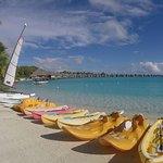 Kayaks/ paddle board bay