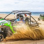 BAJA  OFF ROAD  We will go over 15 miles on a single route designed for adventure, crossing hill