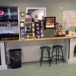 Coffee & beverage bar