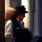 Annapolis Royal Candlelight Graveyard Tour Photo
