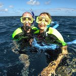 SNORKEL AND KAYAK  Travel aboard the largest catamaran of the Cabo San Lucas bay, beginning the