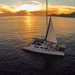 CATAMARAN SUNSET BUFFET  This experience is one of the most famous of Cabo San Lucas enjoy this