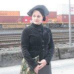 At the CPR railroad--beware of the jiangshi!