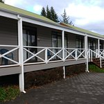 Turangi Bridge Motel Foto