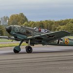 Flying Heritage Collection's Messerschmitt Bf 109